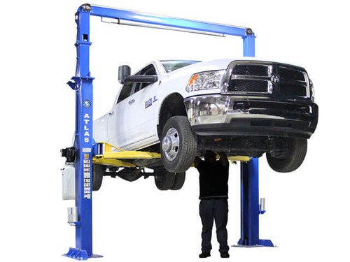 Atlas Apex 15 ALI Certified Overhead 15,000 lbs. Capacity 2 Post Above Ground Car Lift