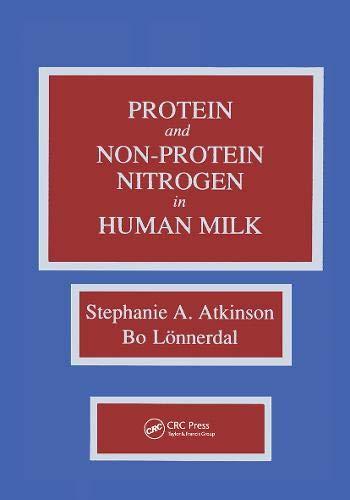 Proteins and Non-protein Nitrogen in Human Milk: Amazon.es ...