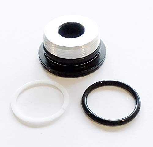 Brand fits Yamaha 115 - 250 HP Power Trim Cap, Piston Seal & Back Up Ring Kit Replaces 64E-43821-05