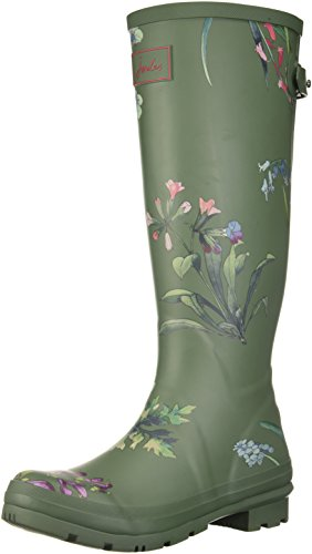 Tom Botanical Grün Laurel Gummistiefel Y Joule Damen WELLYPRINT rX0rq