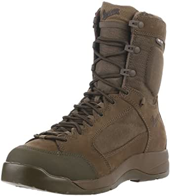 Danner Men's Descender 15401 Uniform Boot,Canteen,4 D US