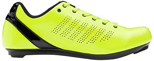 Louis 84 Bike Shoes, Bright Yellow,