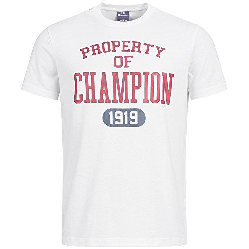 Champion 211394 Bleu bvu Shirt 4 Tee 211394 vp5qUwx