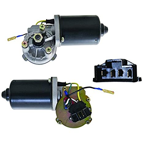 New Front Wiper Motor For 2000 2001 2002 00 01 02 Dodge Ram 1500 2500 on