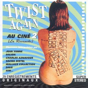 "Afficher ""Twist again au ciné n° 2 Twist again au ciné 2"""