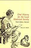 Oral History for the Local Historical Society, Willa K. Baum, 0910050066