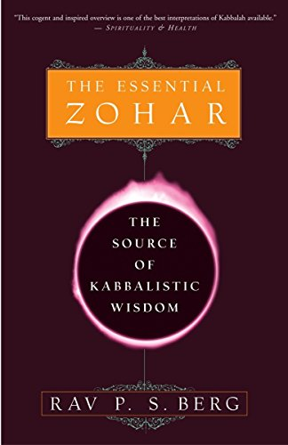 The Essential Zohar: The Source of Kabbalistic Wisdom