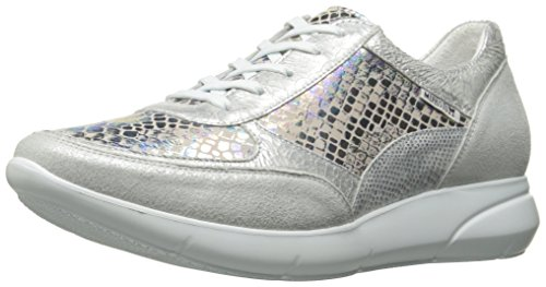 Mephisto Women's Diane Oxford Old Vintage/Multi Queen Silver Savana/Ice, 7.5 M US