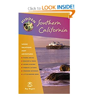 Hidden Southern California (Hidden Travel) Ray Riegert