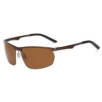 Tcbolsillo Gafas De Sol Polarizadas, Conductores para Hombres Gafas De Sol para Conducir Deportes Al