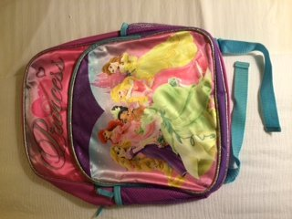 Image Unavailable. Image not available for. Colour  Disney Princess Glitter  Backpack- Rapunzel be237d8be7678
