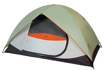 ALPS Mountaineering Meramac 4 Person Tent – Fiberglass Poles (7-Feet 6-Inch x 8-Feet 6-Inch), Outdoor Stuffs