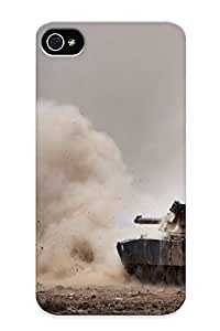 High Quality Fb9ce3c4383 Military Tanks M1a1 Abrams Tank Tpu Case For Iphone 4/4s