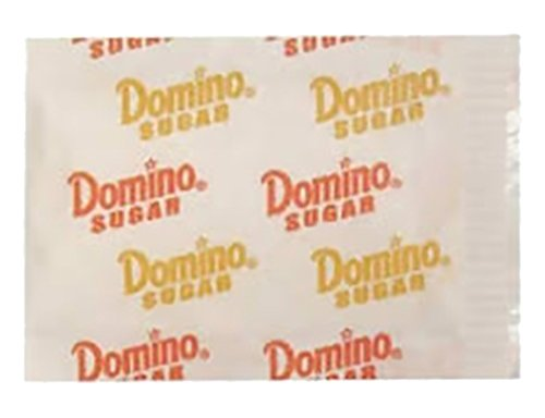 (Domino Premium Pure Cane Granulated Sugar Packets - Bulk Box of 2000 Packets)