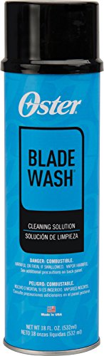 (Guardian Gear Oster 076300-103-005 Blade Wash Liquid Blade Dip, 18 oz)