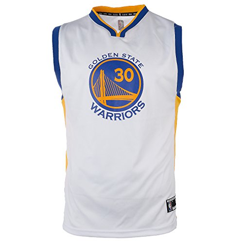 - Outerstuff Steph Curry Youth Home Replica Jersey Size (8-20) (X-large 18-20)
