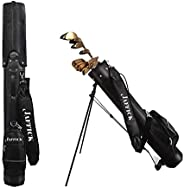 Pitch Golf Bag Golf Club Bags for Men Lightweight Golf Stand Bag Easy to Carry & Dur