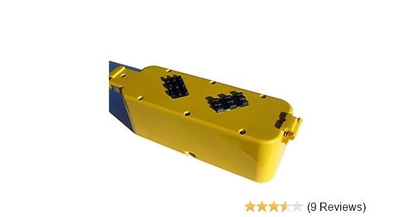 Sage 4110 Batteria 2000mAh 14.4V Ni-Mh per iRobot Roomba Red 4100