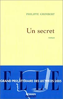 Un secret : roman, Grimbert, Philippe