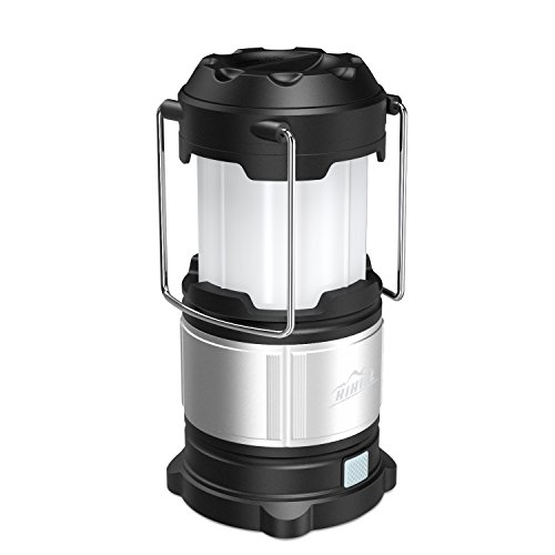 Amazon Lightning Deal 82% claimed: Camping Light, HiHiLL Multi-Function Outdoor Camping Lantern with Four Lighting Modes, Rechargeable and Waterproof for Hiking, Camping, Fishing, Outdoor Sports