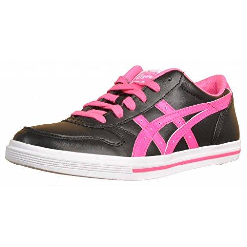 Asics Herren Sneaker Verschiedene Farben (Schwarz / Pink)