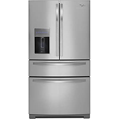 Whirlpool WRX988SIBM 28.1 Cu. Ft. Stainless Steel French Door Refrigerator - Energy Star