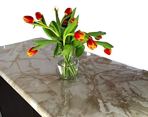Instant Peel And Stick Marble Counter Top Contact Paper
