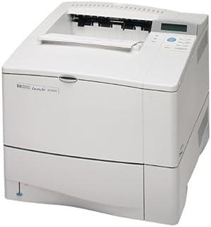 amazon com hewlett packard 4100 laserjet printer electronics rh amazon com HP LaserJet P1505 HP LaserJet P1505