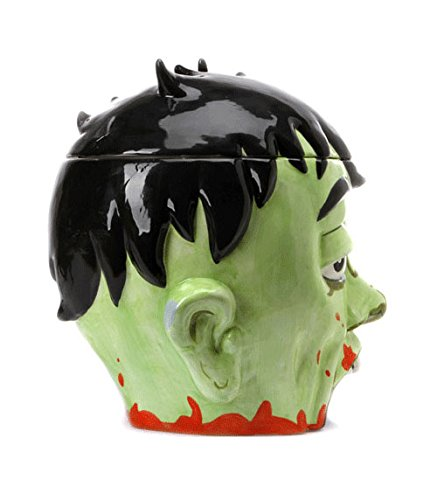 Zombie Head Cookie Jar by ThinkGeek (Image #2)