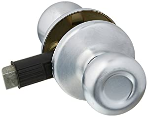 picture of Kwikset 200M 26D CP Corporation 200M-26D-CP Mobile Home Passage Lockset