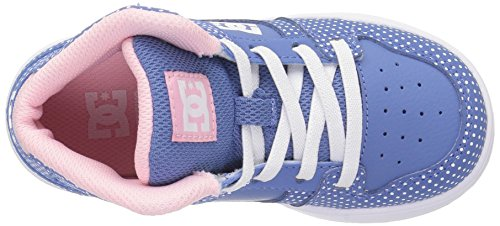 Dc Jeugd Rebound Skate Schoenen Blauw / Wit Afdrukken