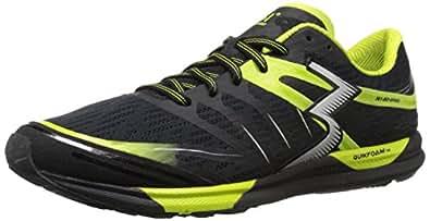 361 Men's Bio-Speed-M Cross-Trainer Shoe, Black/Limeade, 8 M US