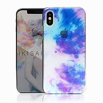 1cf7f722c9 Amazon   MRLab iPhoneXSケース iPhoneXケース おしゃれ 色彩 クオーレ ...