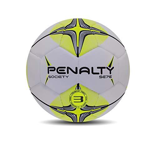 Bola Society Penalty SE7E N3 X Adulto Unissex Amarelo 0