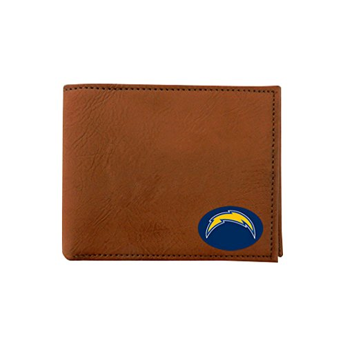 GameWear NFL San Diego Chargers Classic Football Wallet, One Size, ()