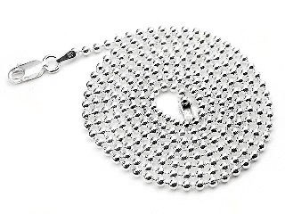 Bead Ball Chain Necklace - 6