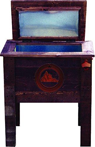 char log cooler