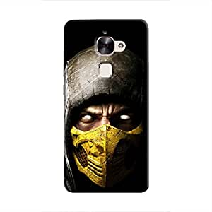 Cover It Up - Scorpion Stare Le 2 Hard case