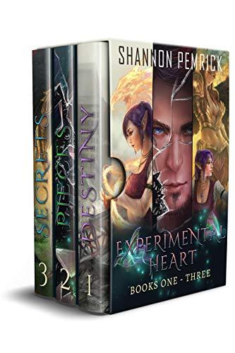 Experimental Heart Boxed Set: Books 1-3