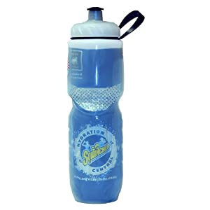 Sqwincher Polar Insulated Bottle, 158300299, 24 oz Capacity