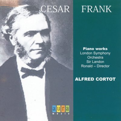 Piano Works of Cesar Frank