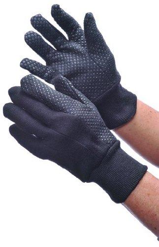 - Men's Brown Jersey Gloves Case Pack 300, new