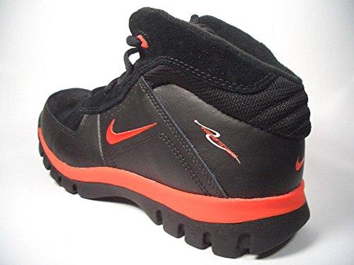 Nike Yucan WS 313746 081 Black-Team Orange Größe Euro 38 / US 5,5Y / UK 5 / 24 cm