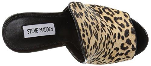 Women's 6 M Pump Steve 5 Us Sinful Leopard Madden 5znqnZvpF