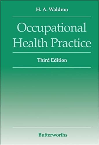 Book Occupational Health Practice by H. A. Waldron (1989-01-01)