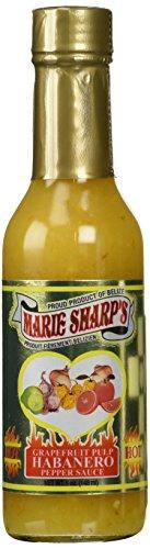 Marie Sharp's Grapefruit Pulp Habanero Hot Sauce ()