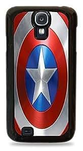 Popular Superhero Shield Phone Case Silicone Case for Samsung Galaxy S4