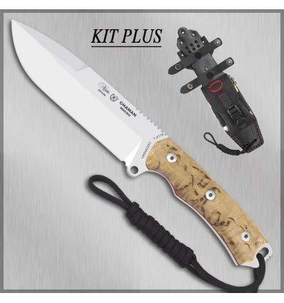 MIGUEL NIETO Nieto - 141-AK Plus. Cuchillo Chaman Macro Kit ...
