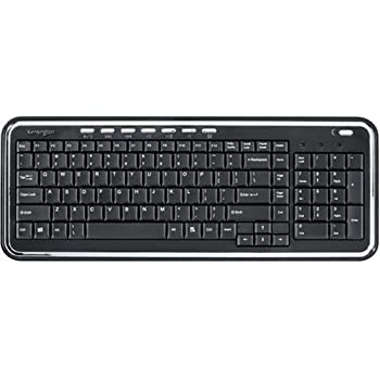 Kensington Slim Type Keyboard - PC ( 64365 )
