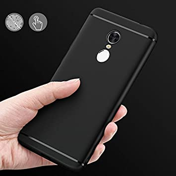 65affe4cf9f Xiaomi Redmi Note 4 Cover Soft Case Back Silicon Black  Amazon.in   Electronics